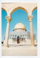 Israel: Jerusalem, Dome Of The Rock (19-1807) - Israel
