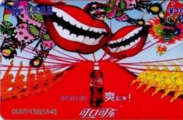 CHINA. COCA COLA - DEPORTE - BEIJING 2008. CUHT-T22(12-9). (778) - China