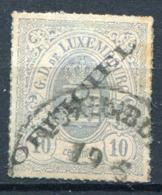 LUXEMBOURG - SERVICE - N° 14 OBL. AMINCI  - B - Service
