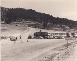 ROUTE D'EL PAULAR Août  1964 Photo Amateur Format Environ 7,5 Cm X 5,5 Cm ESPAGNE - Lugares