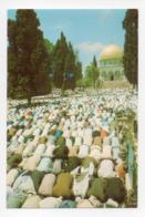 Israel: Jerusalem, Dome Of The Rock, Priere (19-1814) - Israel