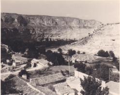 GORGES DU JUCAR ALCOZAREJO 1964 Photo Amateur Format Environ 7,5 Cm X 5,5 Cm ESPAGNE - Lugares