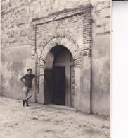 CANTALAPIEDRA SANTA MARIA DEL CASTILLO 1964 Photo Amateur Format Environ 7,5 Cm X 5,5 Cm ESPAGNE - Lugares