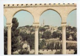 Israel: Jerusalem, Mount Of Olives, Mont Des Oliviers (19-1816) - Israel