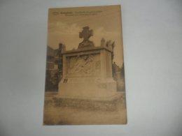 Zonnebeke Standbeeld Der Gesneuvelden - Zonnebeke