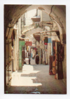 Israel: Jerusalem, The Old City Market (19-1818) - Israel
