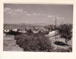GUADIX ARRABAL De SANTIAGO 1964 Photo Amateur Format Environ 7,5 Cm X 5,5 Cm ESPAGNE - Lugares