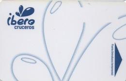 Carte De Croisière : Ibero Cruceros .es - Autres Collections