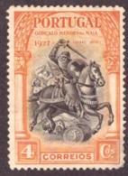 Portugal 1927 - Indepedência De Portugal ( 2a Emissão ) 4c Neuf - 1910-... République