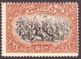 Portugal 1927 - Indepedência De Portugal ( 2a Emissão ) 6c Neuf - 1910-... République