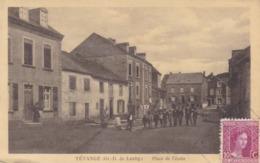 Luxembourg - Tétange (Gr. D. De Luxbg.) - Place De L'Ecole - Autres