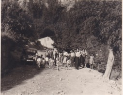 ALPUJARRA Près De CORTIJO 1948 Photo Amateur Format Environ 7,5 Cm X 5,5 Cm ESPAGNE - Luoghi
