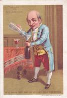 CHROMO Mr Le Baron Croit Donc Que Je N'aime Pas Le Vieux BORDEAUX Vin Alcool Servant Domestique La Belle Jardinière 1878 - Autres