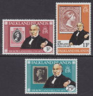 Falkland Islands, 1979, SG 364 - 366, MNH - Falklandeilanden