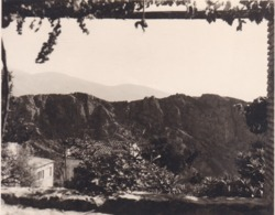 LANJARON 1946 Photo Amateur Format Environ 7,5 Cm X 5,5 Cm ESPAGNE - Lugares