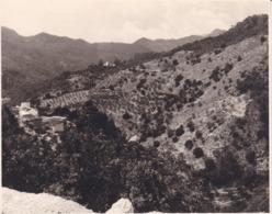 OTIVAR Et CAZULAS Ou CAZUCAS 1963 Photo Amateur Format Environ 7,5 Cm X 5,5 Cm ESPAGNE - Lugares