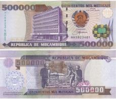 Mozambique - 500000 Meticais 2003 UNC Lemberg-Zp - Mozambique