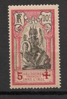 Inde - 1915-16 - N°Yv. 45 - Croix Rouge - Neuf Luxe ** / MNH / Postfrisch - Indien (1892-1954)