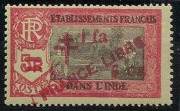 Inde - 1943 - N°Yv. 212b - Variété PRANCE Libre - Neuf Luxe ** / MNH / Postfrisch - India (1892-1954)