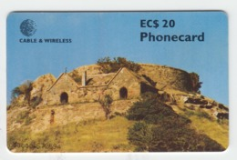 Antigua And Barbuda Phonecard - Superb Fine Used 20EC$ - Antigua En Barbuda