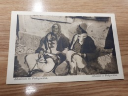 Postcard - Albania, Skutari     (27745) - Albanie
