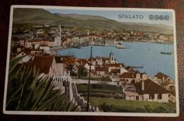 Split - SPALATO / Trogir 1947 - Kroatien