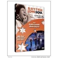 RHYTHM  LOVE AND SOUL AVEC ARETHA FRANKLIN / GLORIA GAYNOR - Concert & Music