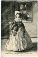 CPA * BUSSANG Théâtre Du Peuple C'est Le Vent Madame Sercoeur 3e Acte - Parfait état - Bussang
