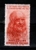 ITALY 1932 The 500th Anniversary Of The Birth Of Leonardo Da Vinci MNH* - 1946-60: Ungebraucht