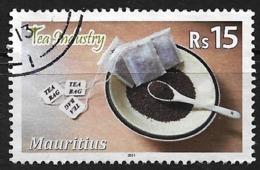 Mauritius  - 2011  - Tea Industry -  MI #1110 - Used - Mauritius (1968-...)