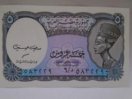 Egypt, 5 Piastres 1940, Beautuful, Plancha, Crisp. UNC. - Egipto