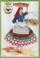 Lisboa - Varina - Costumes Portugueses - Bordado - Brodée - Embroidery - Broderie - Bestickt