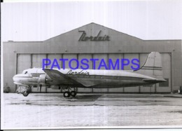119981 AVIATION AVIACION NORDAIR AIRPORT PHOTO NO POSTAL POSTCARD - Flugwesen