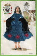 Lisboa - Fadista - Fado - Música - Artista - Costumes Portugueses - Bordado - Brodée - Embroidery - Broderie - Bestickt