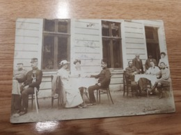 Postcard - Militaria      (27818) - Personen