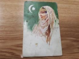 Postcard - Illustrators, M. Munk      (27821) - Künstlerkarten