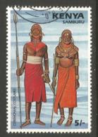 KENYA. 5/- SAMBURU. USED - Kenya (1963-...)