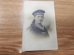 Postcard - Militaria, Sailor      (27824) - Personen