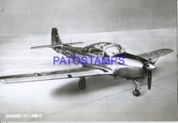 119989 AVIATION AVIACION PIAGGIO P - 149 D AS 401 PHOTO NO POSTAL POSTCARD - Aviation