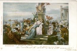 12177 - Messina - Quadro Dei Vespri Siciliani - Messina