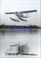 119992 AVIATION AVIACION HIDROAVION 12 X 17.5 CM PHOTO NO POSTAL POSTCARD - Aviation