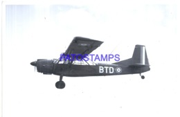 119993 AVIATION AVIACION BTD 18 X 11.5 CM PHOTO NO POSTAL POSTCARD - Aviation