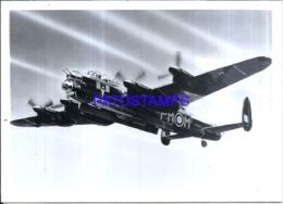 119996 AVIATION AVIACION PMOM 2 17.5 X 12.5 CM PHOTO NO POSTAL POSTCARD - Flugwesen