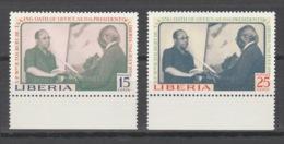 Liberia - 1972 - ( Pres. Tolbert Taking Oath, Richard A.Henries ) - Complete Set - MNH** - Liberia