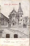 12206 - Messina - Facciata Della Chiesa Di S. Gregorio - Messina