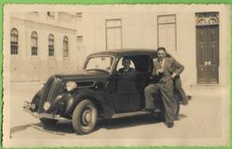Figueira Da Foz - Vintage Car - Old Cars - Voitures - Citroen - France - Portugal - PKW
