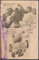 °°° 14526 - COMANDO II ARMATA - ACQUARELLO DI GUSTAVINO °°° - Künstlerkarten