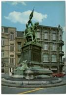 Berchem - Standbeeld De Merode - Antwerpen