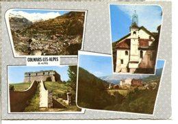 04370 COLMARS-LES-ALPES - Lot De 2 CPM - Voir Détails Dans La Description - Other Municipalities