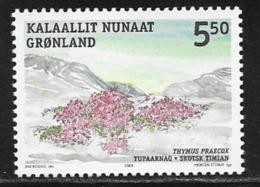 Greenland Scott # 432 MNH Edible Plants, 2004 - Greenland